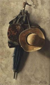 Still Life , 1907 by John Frederick Peto