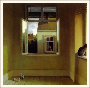 Mid- summer Nights Melancholy by Michael Sowa