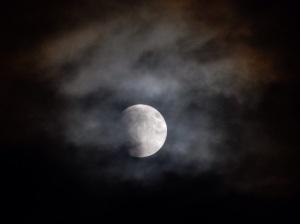 Super moon - Sept 2015